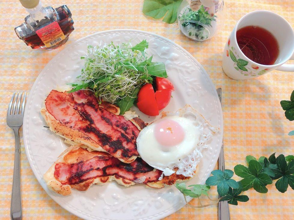 「ベーコンストリップ【侠飯(おとこめし)】で、週末はお洒落で美味しいブランチを!」のアイキャッチ画像
